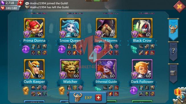 [ SALE OFF 10%] Account 1B380M – 367M Research – 31M Troop – Gift Unblocked – 819$