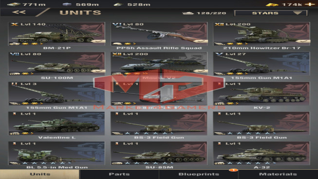 wapath#35 LV 32 – 33M8 POWER – Sever 3 – Vip 14 – Max Percy – Shevcheko – Eruptor – Machine 4444 – 2 Units XII, 1 Units X, 1 Units VII , 1Units VI