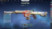 Asian Gold 1 – Full Agents – 47 Skins – Full Forsaken – Sovereign Guardian – Oni Phantom – 4 Skin Knife