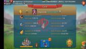 #608 No / Pact 3 280M ( 12MS Kingdom 520, 1.01 Food, 2.4B Stone, 2.5B Wood, 2.42B Ore, 579M Gold, Skin House )