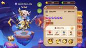Android – Lv225- S75 – VIP 4 – 2 Void Heroes XIA,Asmodel – 12 Heroes E5 – 22 Skins – 17M3 Power