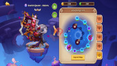 Android – Lv180 – S77 – VIP 5 – 2 Void Heroes Halora + Xia – 9 Heroes E5 – 34 Skins – 19M Power
