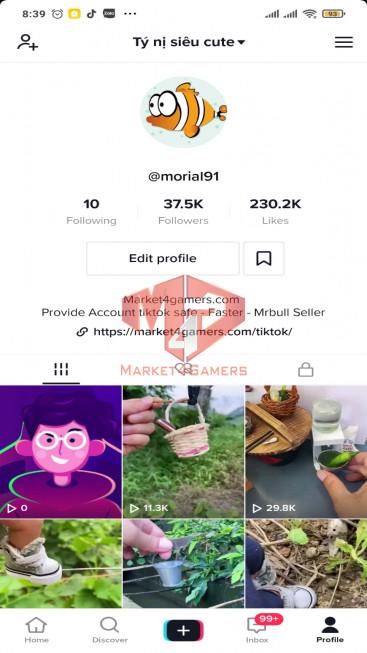 ✅ Account Verified 37.6k Followers – 229.7k Likes – FOOD Channel