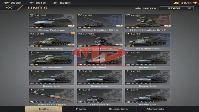 WAPA43 Lv 28 – 13m6 – Vip 13 – S15 – Max Percy -Machine 4433 – Mary 4312 – 1 Units X, 1 Units IX , 3 Units VIII