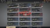 WAPA44 Lv 32 – 39M1 – Vip 14 – s7 – Max Machine , Percy , Shevchenko , Truth , Eruptor 5343 , Spanner 4243 – 2 Untis XII – 2 Untis X