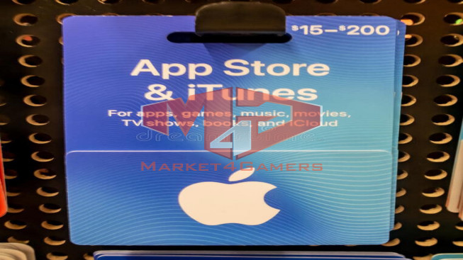 Gift card Itunes US – with cheap price 85/100$