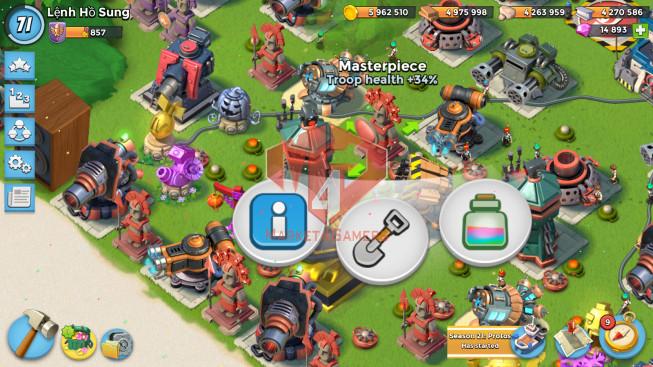All Devices Account LV 71 I HQ 24 I 14893 Gems I Power Powder 1788