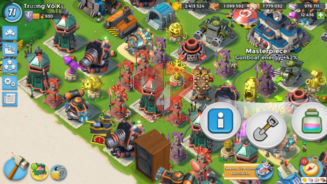 All Devices Account LV 71 I HQ 24 I 12436 Gems I Power Powder 2297