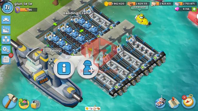 All Devices Account LV 71 I HQ 24 I 9156 Gems I Power Powder 3504