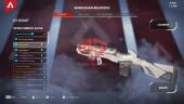 Lv500 – Heirloom Kunai – 112 Legendary – Highest Rank Diamond S9 – Full BP S2-8 – 2405MC – 600AC – 231K Token