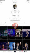 ✅ Account Verified 106.7k Followers – 2.5M Likes – K-Pop Channel