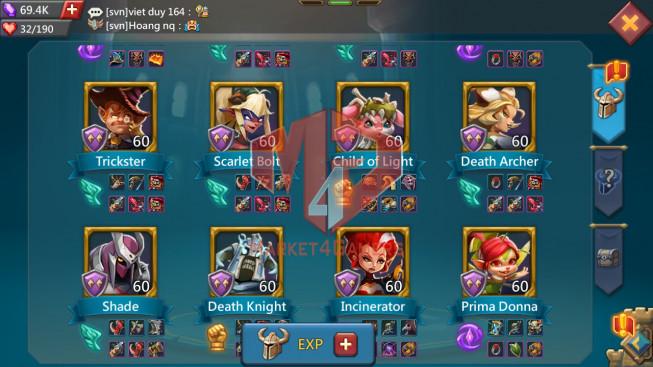 788M ( 1MS Kingdom 243 , 550M Stone , 745M Wood , 512M Ore , 722M Gold )