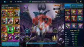 All Devices Account 4M Power ** Lvl 82 ** 47 Heros Legend