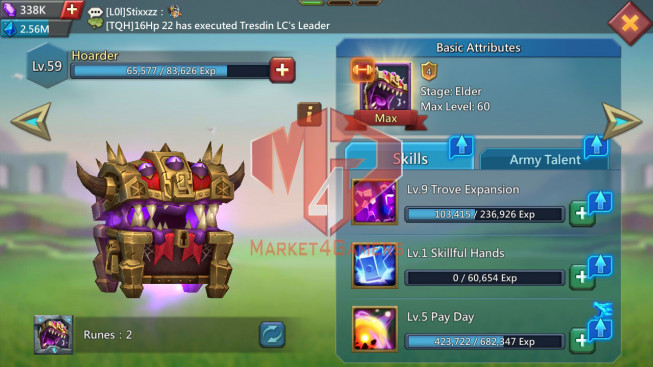 #619. 630M|Kd380|Research 219M | Troops 19M | 5MS