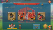 712M|Kd:444| Research 300M| Troops:13M | Good Heroes