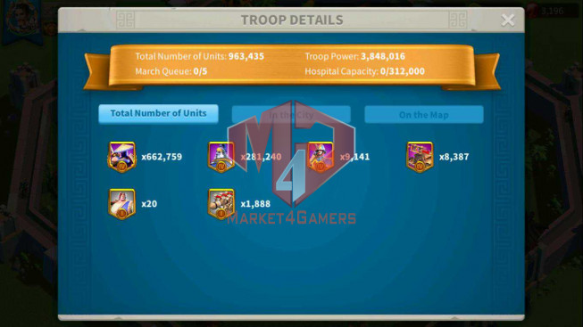SOLD Account 30M Power ** Maxed Aethef ** 1M Credits