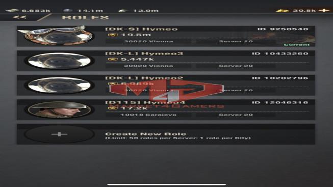 WAPA53 LV 31 – 19M5 – Vip 13 – s20 – Max Percy , Shenchenko 4444 , Machine 3223 , Spanner 3232 – 2 Untis X , 1 Untis IX , 2 Untis VI + 2 ACC FRAM
