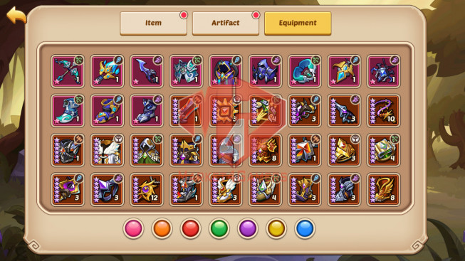 Android – Lv381 – S1 – VIP 10 – 2 Void Heroes Halora + Xia – 22 Heroes E5 + 2E3 – 36 Skins – 21M Power