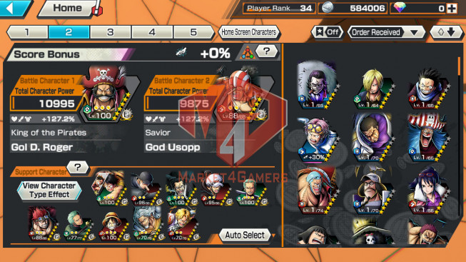 OPBR79 Android Max 1 EX Roger