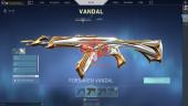20 Skins – Reaver + Forsaken Vandal – Forsaken Operator – Prime Axe
