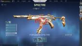 50 Skin – Singulariti Sheriff – Fosaken Spectre – Blastx + Ruination Phantom – Prime – Unlock BP S6