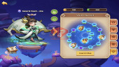 IOS – Lv164 – S131 – VIP4 – 1 Void Heroes Xia – 6 Heroes E5 – 21Skins – 10M6 Power