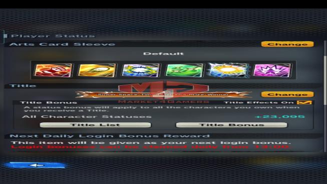 DBL79 Lv434 – 4.2M Power – 14 Legend Finish – 207 Sparking – 43 Awakening – 193 CC