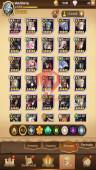 AFK 1608M – Vip 14 – S 335 – 71 Heroes Ascended – 9 Dimensional Heroes