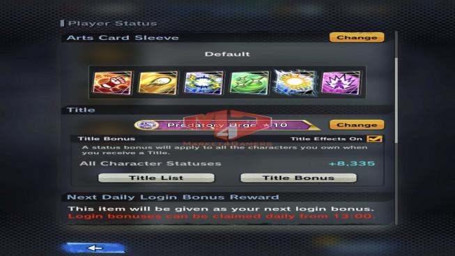 DBL82 IOS Lv190 – 4.0M Power – 14 Legend Finish – 193 Sparking – 25 Awakening – 362 CC
