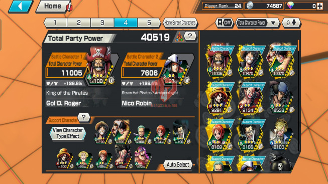 OPBR94 Android Max 1 EX Roger