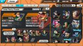 OPBR95 Android 2 EX Roger Lv83 – Sakazuki Lv33