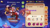 Android – Lv275 – S50 – VIP 6 – 3 Void Heroes Halora , Xia , Vesa – 14 Heroes E5 – 22 Skins – 23M Power