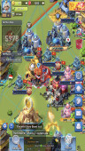 All Devices Account – Lv 80 – 32 Heroes Legendary – 4 Base Skins