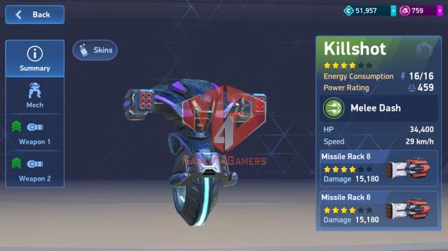 Account Division 2 – Team Ares – Killshot – Guandian