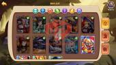 Android – Lv272 – S41 – VIP 3 – 3 Void Heroes Vesa , Halora , Xia – 15 Heroes E5 – 13 Skins – 13M Power