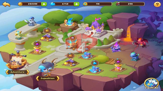 iOS – Lv293 – S25 – Vip 5 – 1 Void Heroes – 11 Heroes E5 – 6m9 Power – 36 Skins