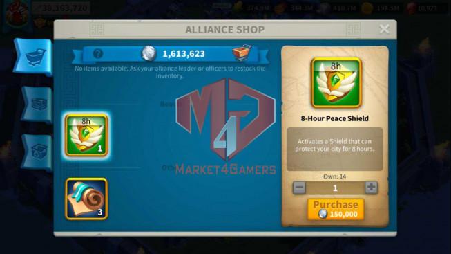Account 38M Power ** Vip 12 ** Maxed 3 Commanders ** Farm Account