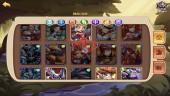 IOS – Lv239 – S124 – Vip6 – 2 Void Heroes Halora + Xia – 10 Heroes E5 – 9 Skin – 18M Power