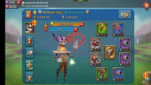Account 328M |Kd:387 – Research 221M | Troops: 1M |