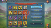 Account 1B3  Kd:387 – Research 382M   Troops: 8M   3MS
