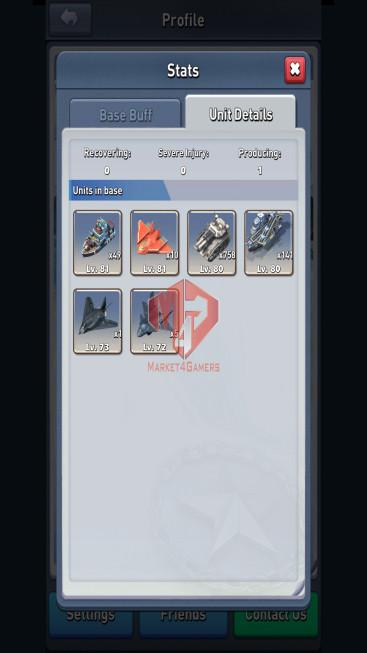 lv 80 – 170ee – s710 – VIP 6 – s710 – max nimitz