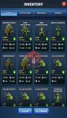 Lv75 – Team Power 4696 – 27 Heros Lvl 80 , troop lv19 – lv27(hero capacity 181/199)