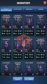 IOS Lvl 60, Team Power 4620, 15 Heroes Lvl 80, Troop Lv11 – Lv15
