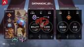 Lv179 – Heirloom Kunai and Boxing – 35 Legend – Full BP S7 – Rank Platium III – 965MC