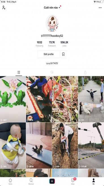 ✅ Account Verified 73.7K Followers – 556.2K Likes