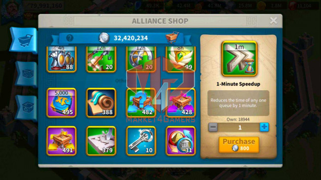 SOLD Account 80M Power ** Maxed 8 Commanders ** 32M Credits
