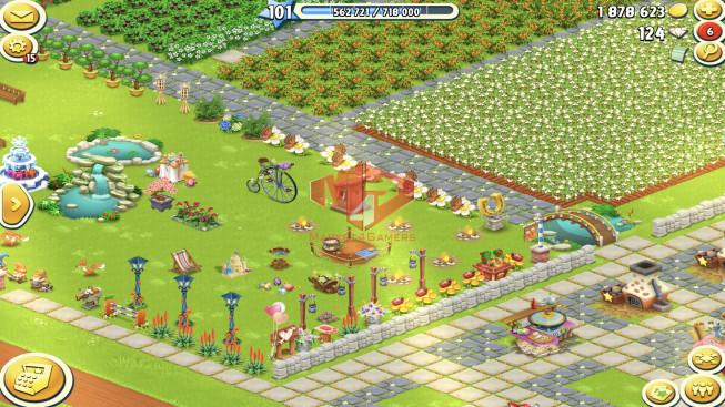 [SuperCell ID]–Account lv101 –barn storage 3600 –silo storage 3750 — 124 Diamond — Tackle 50 — Train Lv10