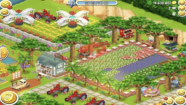 [SuperCell ID]–Account lv103 –barn storage 5400 –silo storage 3950 –Tackle 100 — Train Lv14