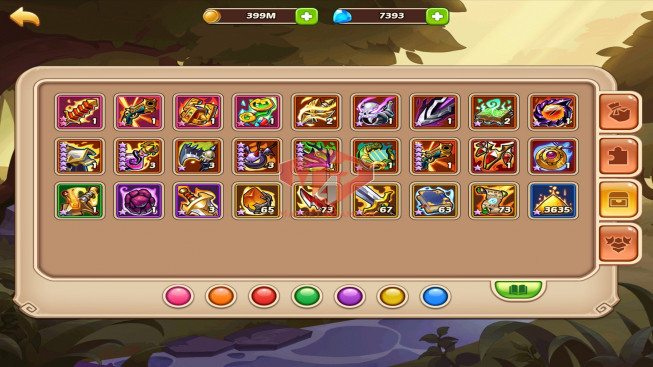 [SOLD]OS – Lv290 – S107 – Vip 12 – 1 Void Heroes Halora – 16 Heroes E5 – 6m4 Power – 24 Skins