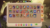 iOS – Lv267 – S87 – Vip 9 – 1Void Hero SQH – 9 Heroes E5 – 6M4 Power – 17 Skins